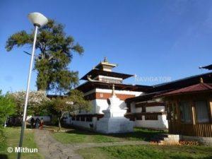 Kichu Lhakang- Paro - Bhutan package tour from Ahmedabad