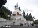 Peace Pagoda - Darjeeling