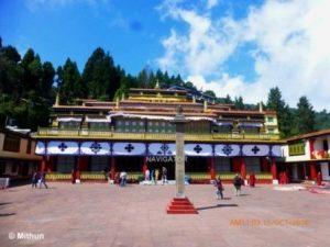 Rumtek Monastery- Gangtok