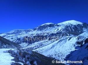 Zero Point -North Sikkim