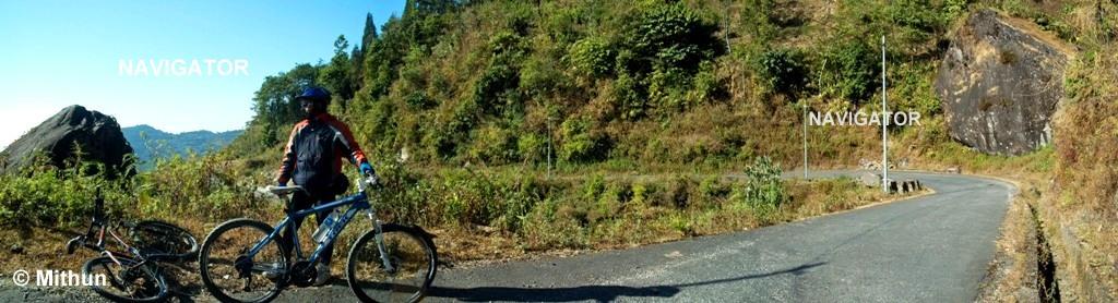 Kalimpong Mountain Biking