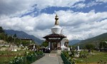 Memorial Chorten -Thimphu Bhutan