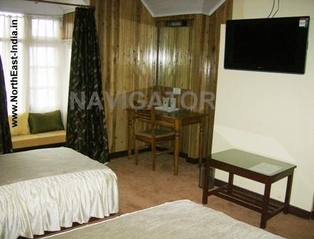 Villa Everest- Darjeeling