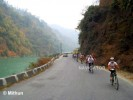Kaimpong Mountain Biking