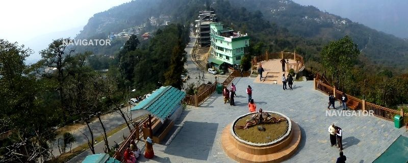Tashi View Point - Gangtok