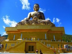 Buddha Dordenma -Thimphu Bhutan