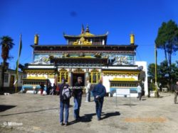 Ghoom Momantery -Darjeeling