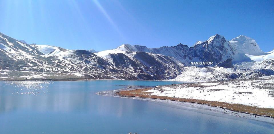 Gurudongmar Lake- North Sikkim