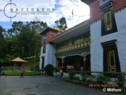 Institute of Tibetology -Gangtok visiting places