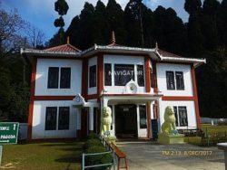 Japanese Temple - Darjeeling