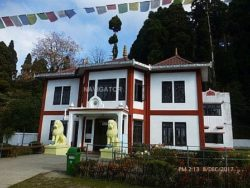 Japanese Temple Darjeeling