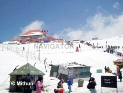 Nathula Pass - Sikkim