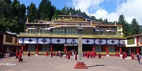 Rumtek Monastery - Gangtok