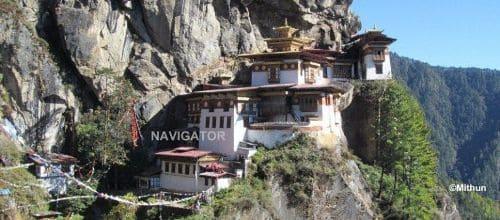 Tiger's Nest Monastery- Paro Bhutan trip