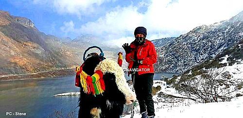 Tsomgo Lake - Places to visit in Gangtok