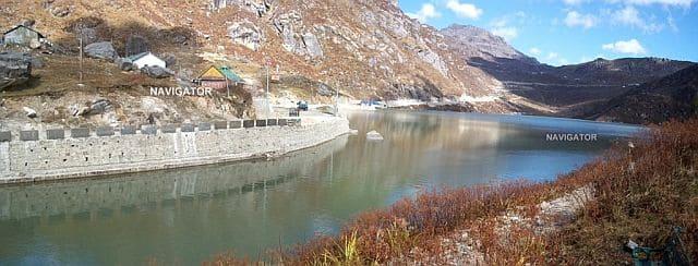 Tsomgo Lake - Gangtok Sikkim
